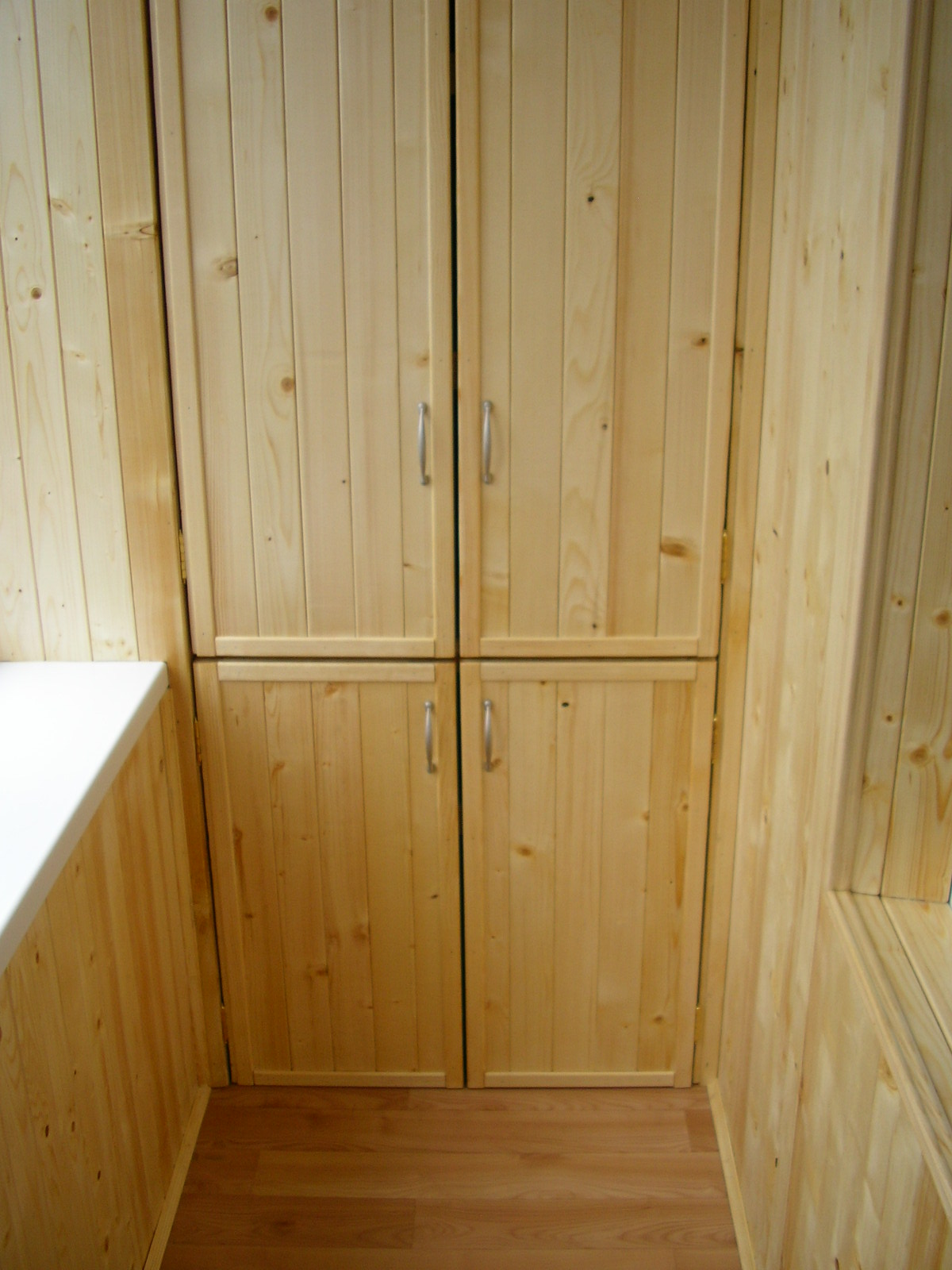 Шкаф на балкон заказ, для лоджии купить regarding балкона 77.