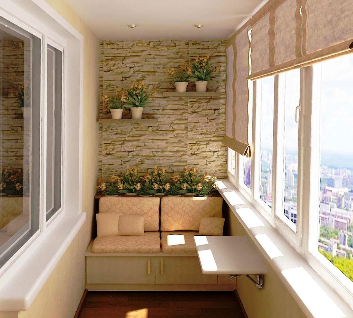 Идеи маленького балкона фото
