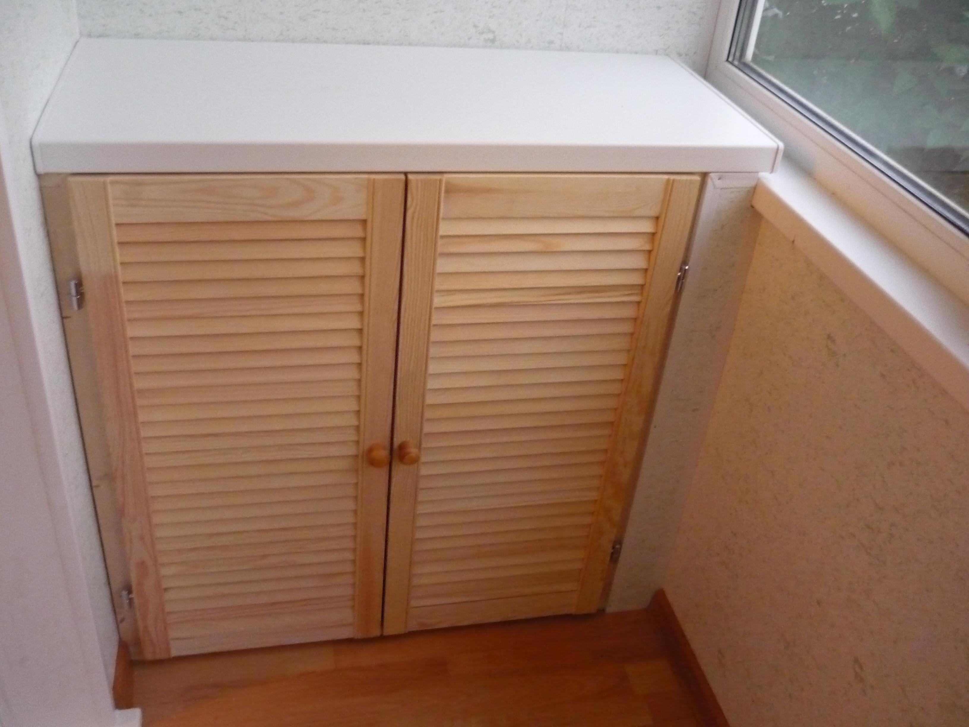 Мебель для балкона на заказ по индивидуальным размерам созда.