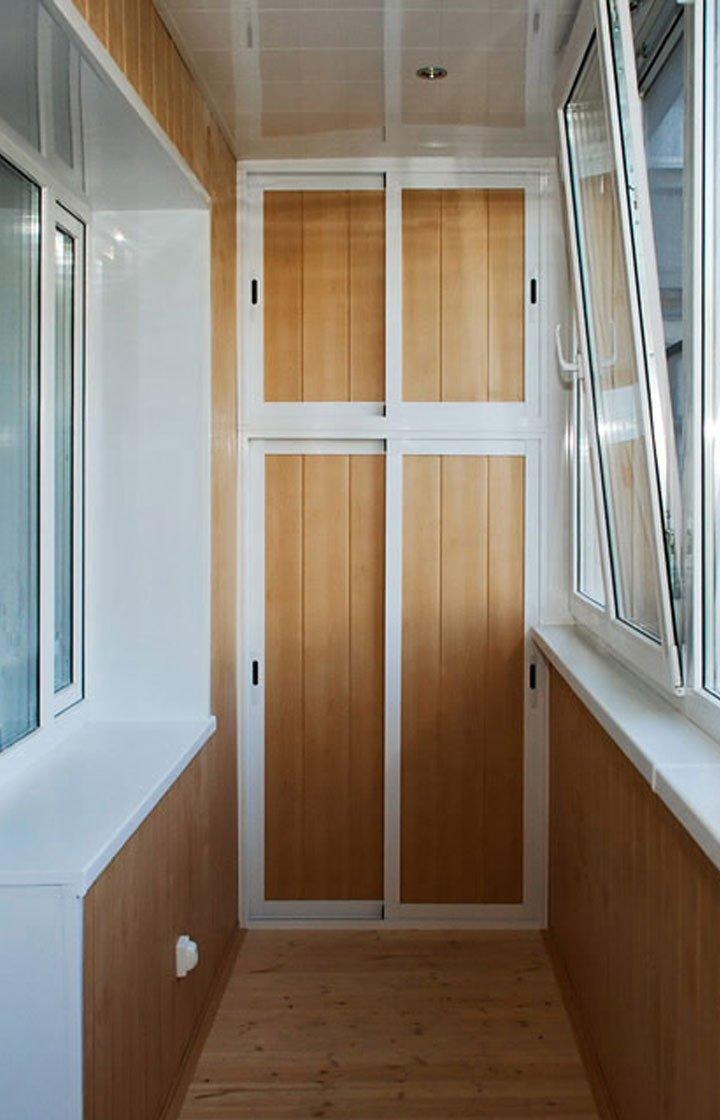 Шкаф на балкон и лоджию, купить в москве.