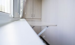 Столик на балкон купить откидной столик на балкон стол на ба.